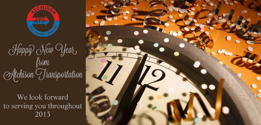 Happy New Year from ATS