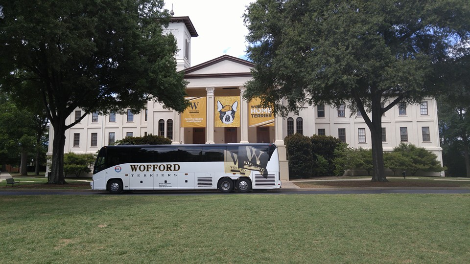 Wofford thankful to come home to Gibbs Stadium
