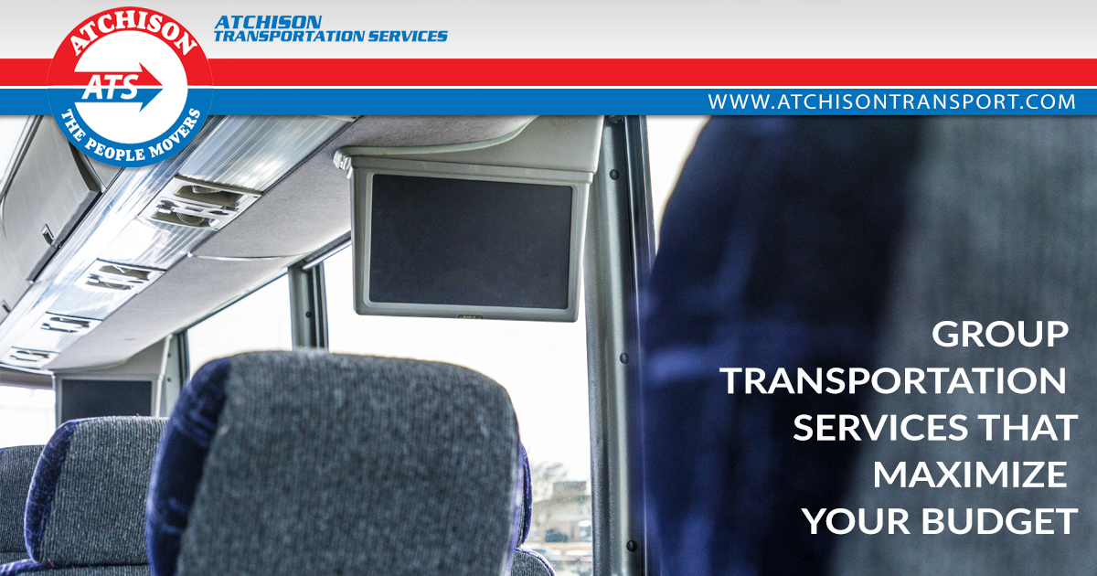 Group Transportation Services That Maximize Your Budget
