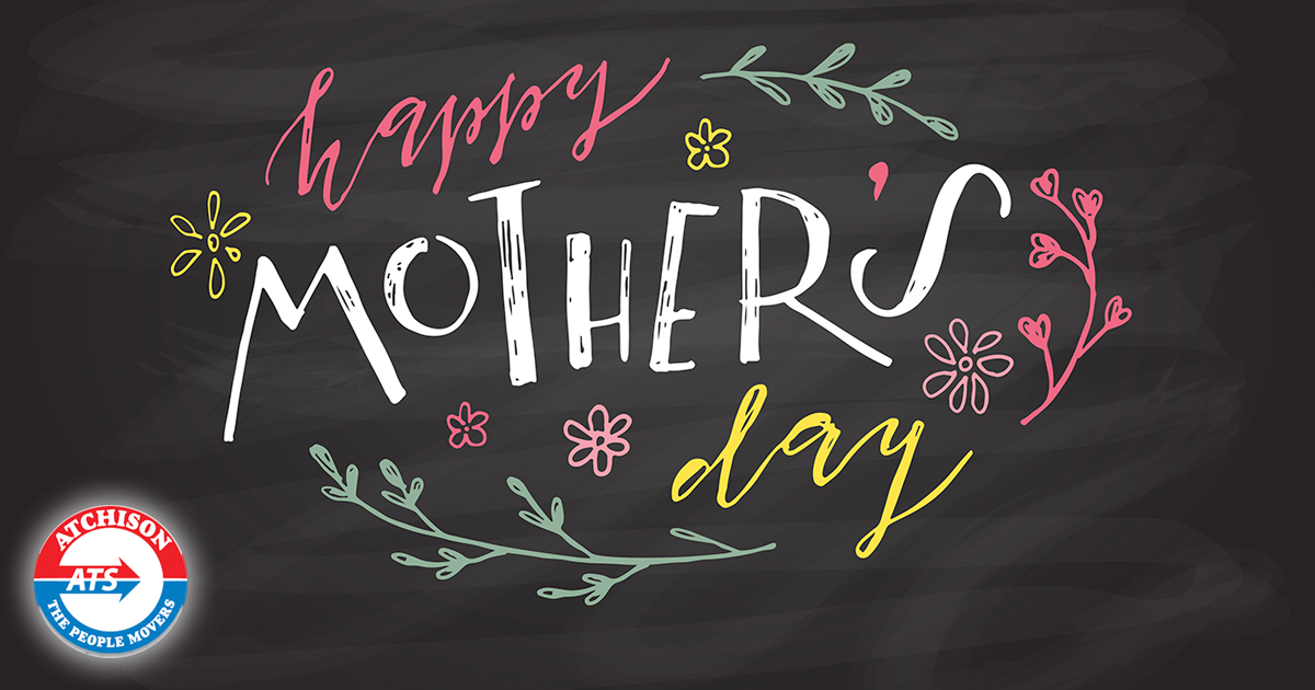 Eight Ways To Make Mom Feel Extra Special This Mother's Day!