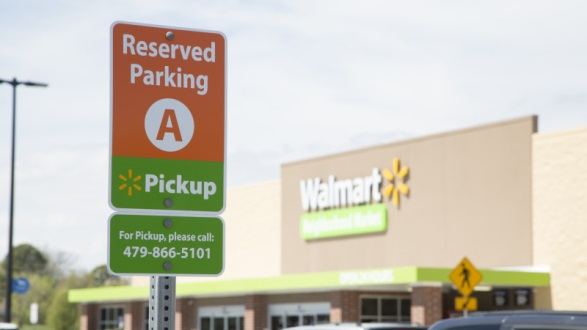 Walmart adds new pickup service in Greenville, SC