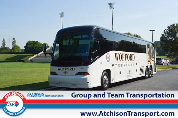 Reduce Sports Travel Stress For Your Team By Hiring Atchison Transportation