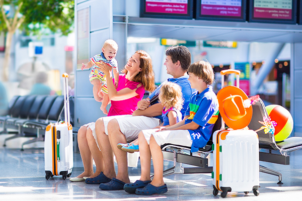 Family Vacation Tips for Traveling with Young Children