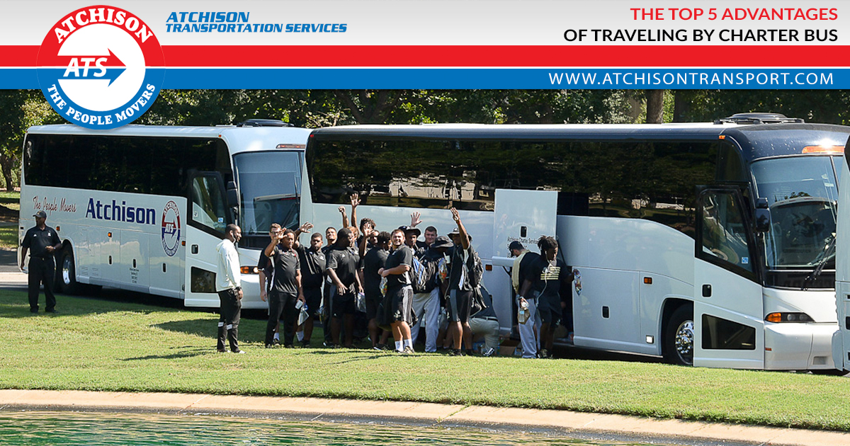 Top 5 Advantages of Traveling by Motor Coach