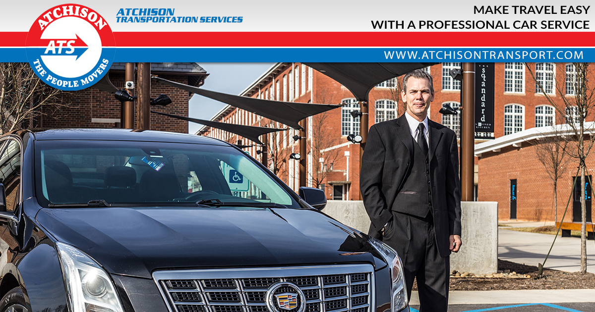 Make Travel Easy with a Professional Car Service in the Greenville/Spartanburg Area