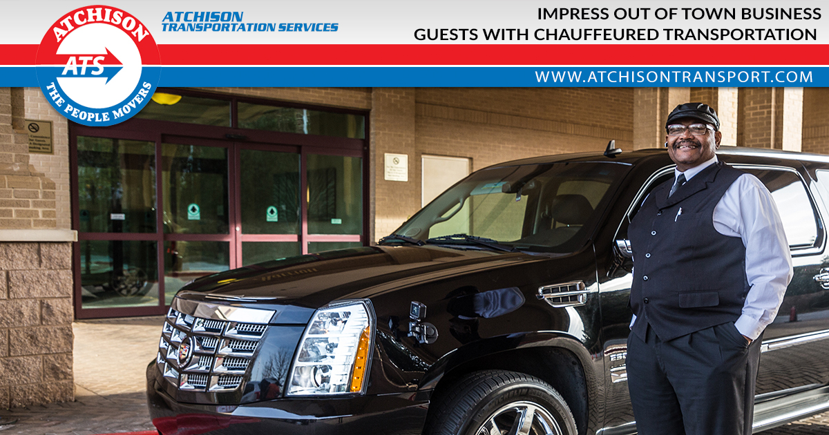 Impress Out of Town Business Guests With Chauffeured Transportation