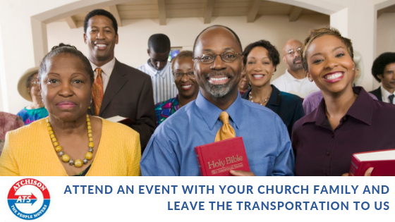 Group Transportation for Your Church Family