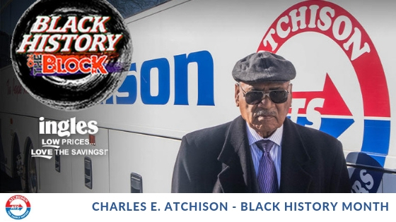 Charles E. Atchison – Black History Month