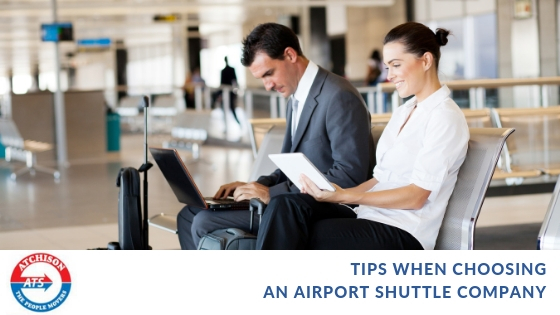 Tips When Choosing an Airport Shuttle Company