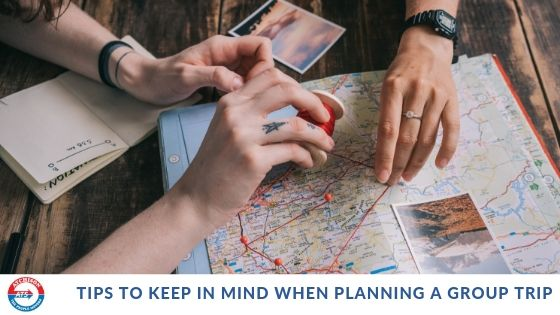 Tips to Keep in Mind When Planning Group Transportation