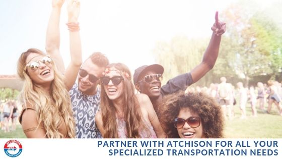 Partner With Atchison for All Your Specialized Transportation Needs