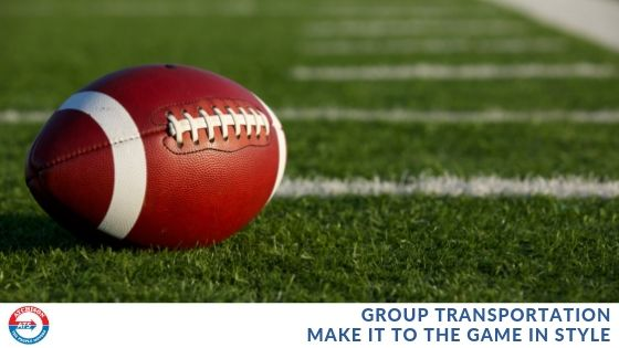 Make It To The Game In Style With Group Transportation Packages