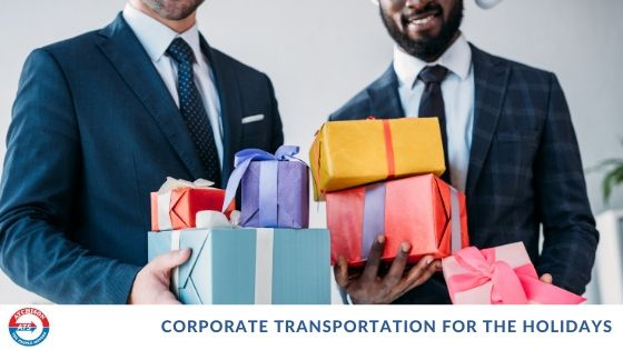 Corporate Transportation for the Holidays