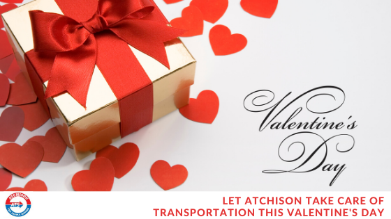 Valentine's Day Transportation