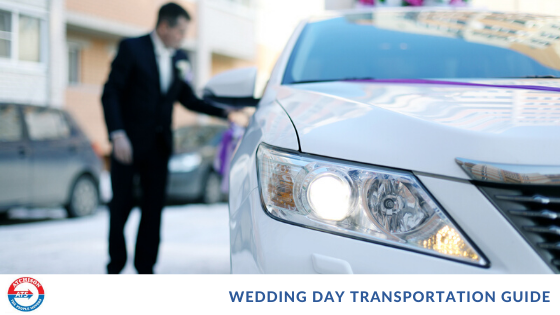 Your Wedding Day Transportation Guide