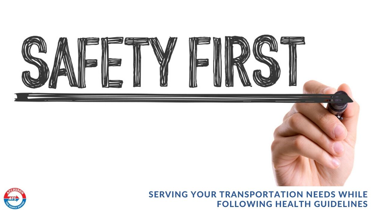 Serving Your Transportation Needs While Following Health Guidelines