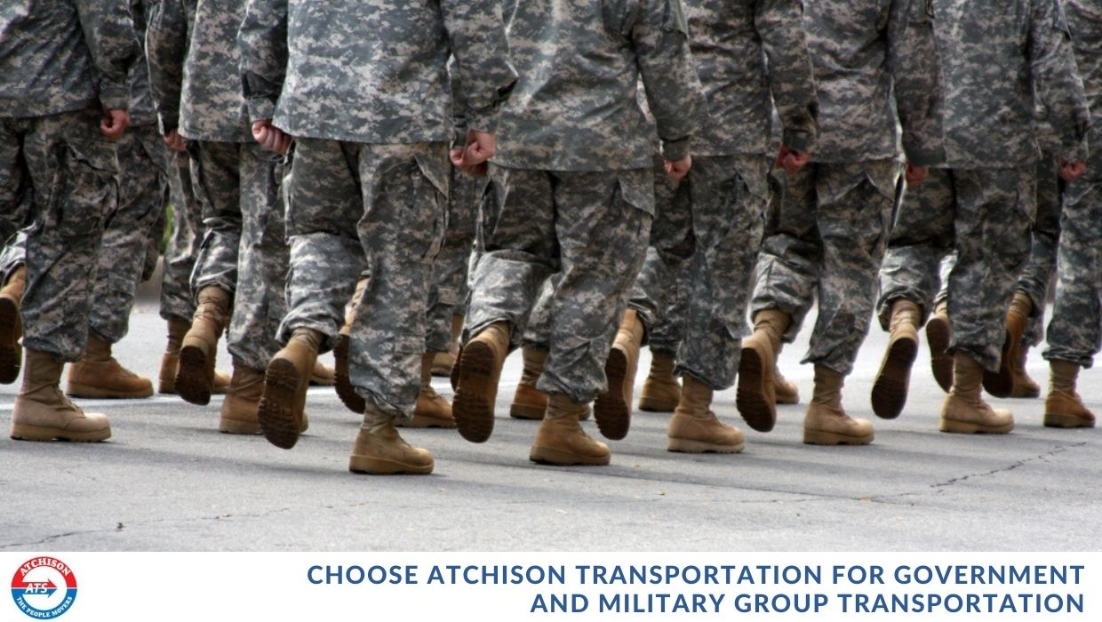 Government and Military Group Transportation