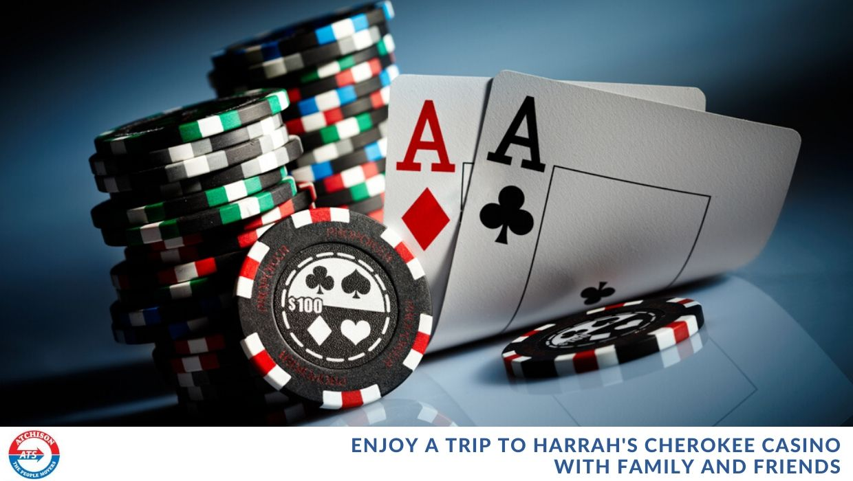 Enjoy a Trip to Harrah's Cherokee Casino