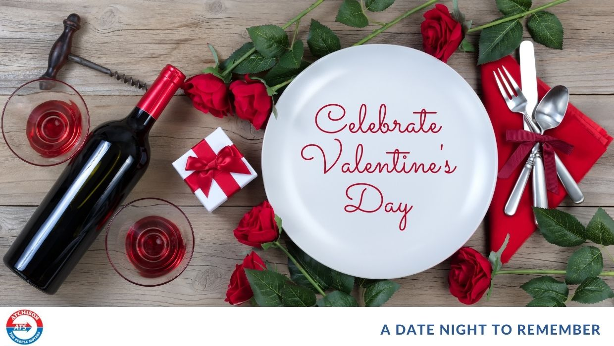 A Date Night to Remember This Valentine's Day