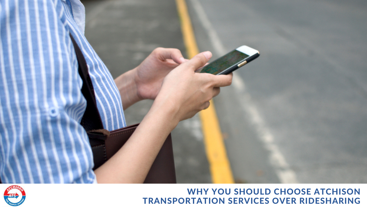 Why You Should Choose Chauffeured Ground Transportation Over Ridesharing