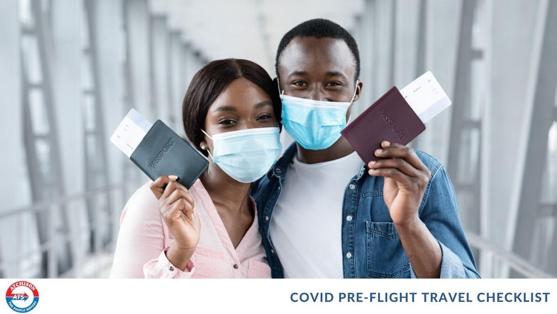 Pre-Flight Travel Checklist