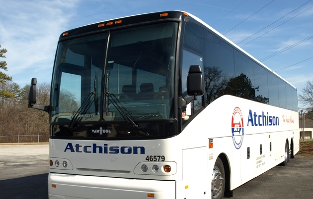Atchison Transport Services Airport Shuttle Service Group Team Travel